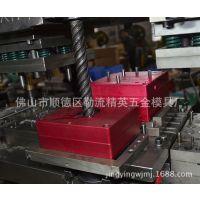 专业生产供应模内多孔式钻孔攻牙机模具 照片定制产品