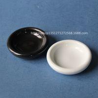 日式餐厅陶瓷调味碟酱油碟小菜碟子厚重圆形小碟外贸厨房餐具