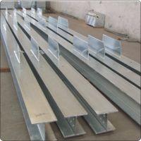 提供角钢 线材圆钢 H钢 工字钢热浸锌加工服务