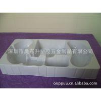 深圳厂家供应PVC吸塑托盘,PET吸塑盘,PS植绒吸塑
