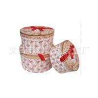 专业生产圆形蝴蝶结纸盒 (重点推荐产品方形礼品盒欢迎来电咨询