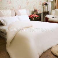 供应至尊型6斤天然纯棉花被 新疆手工棉被 棉花被芯 双人棉被冬被加厚