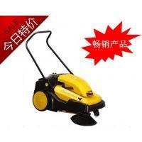 工厂用手推式电动扫地将,驰洁电动扫地机CJS70-1