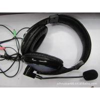 JS-693MV  电脑耳机 耳机  电脑麦克风 新款750耳机 纯音电脑耳机