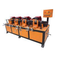 四组圆管自动砂光机 外圆抛光机 自动砂光机 LC-ZP804