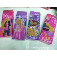 公主文具盒 韩版 正品 男孩 女孩 儿童文具盒 特价铅笔盒批发