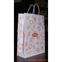 供应手提纸袋 包装袋定做/牛皮纸袋订做服装袋子定制