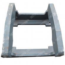 小松PC220-7挖掘机履带护链器配件18027299616 小松220护链架