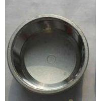 碳钢制黑漆圆形管帽