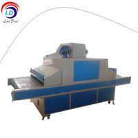 蓝盾喷涂后竹木专用木板家具五面涂装生产线UV固化机表面涂装设计