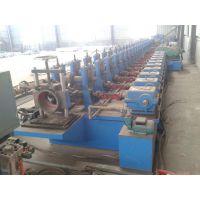 低价转让 二手设备 GY200型(24辊)冷弯型钢生产线 九成新