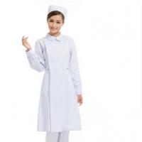 """【2015新款】供应""""LQ""""抗菌耐磨修身版护士服"""