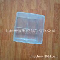 厂家直销PP塑料盒 塑胶托盘 透明盒子 超市糖果陈列盒