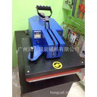 广州厂家供应摇头烫画机 t恤热转印机器设备 热升华转印机