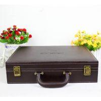品硕出品 皮质地产盒 交房房产钥匙盒 交付文件盒 厂家定制