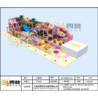 四赞淘气堡厂家,PVC淘气堡厂家哪里好,开个儿童乐园需要多少钱,定制商场儿童乐园