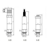 冷却水压力传感器MPM480压阻式压力传感器