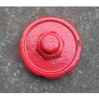 室外消防栓闷盖 DN100地上栓盖子边盖 地上栓消防栓左右边盖