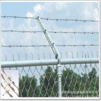 厂家专业生产刺绳网 PVC包胶刺绳丝 涂塑防护刺绳网