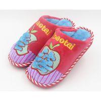 秋冬季新款棉拖鞋 老公老婆拖鞋时尚结婚拖鞋韩版室内室外拖鞋