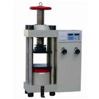 单动微控混凝土抗压测试机 YAW建筑混凝土强度测试机 混凝土压力测试机
