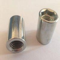 汽缸拉杆螺母 非标异型螺母 汽缸螺母价格 紧固件生产厂家