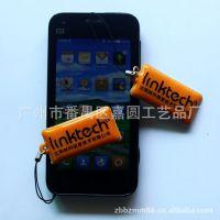 韩版创意手机挂件 手机饰品 手机擦