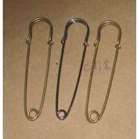 厂家现货供应安全别针 塑料扣针 葫芦别针 曲形别针