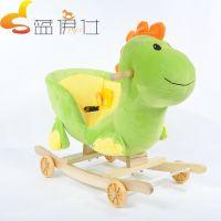 厂家直销新年礼物婴儿车儿童车两用宝宝学步车音乐摇马婴儿摇椅