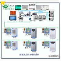 供应温湿度监测与控制系统的原理