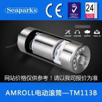 TM-113B油浸式电动滚筒/微型输送滚筒/适用于物流包装食品/超静音/低成本