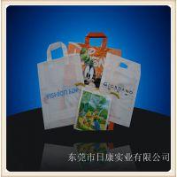 低价包邮定做l深圳童装购物袋 塑料手提袋   厂家直销