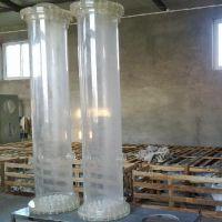 河北衡水衡美 有机玻璃离子交换柱 离子交换设备 配件批发零售