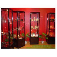 钛合金展柜 珠宝店展示柜 展示柜样板设计 钛合金展柜厂家直销