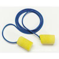 原装正品3M311-1101圆柱型带线耳塞 隔音 睡觉 工厂学习防噪音