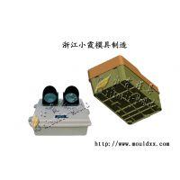 台州一表位塑胶电表箱模具,十表位ABS注塑电表箱模具,家用电表模具