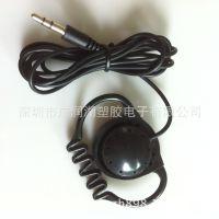 厂家供应单边耳挂式耳机 运动挂耳耳机