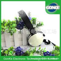 头戴式耳机 mp3mp4手机电脑耳机耳麦克风 可爱时尚运动耳机