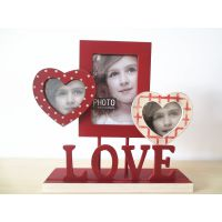 LOVE相框相架挂墙创意组合3画框连体照片墙欧式时尚