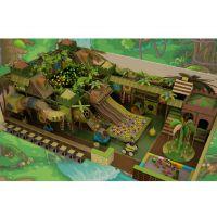 供应温州淘气堡 厂家直销 2014新款森林主题儿童乐园 高品质室内儿童乐园设备 淘气堡设备