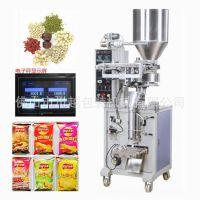 定制生产全自动颗粒食品包装机 膨化食品薯条薯片自动包装机