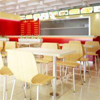 北京哪里有麦当劳餐桌椅买?上品家具厂家直销[SP-CS286]简约时尚必胜客麦当劳配套桌椅