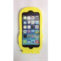 卑鄙的我小黄人 苹果6,4.7寸手机壳Iphone6 神偷奶爸 硅胶保护套