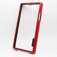 sony z1 bumpers 手机套 索尼l39h多彩手机壳 双色边框 工厂直销