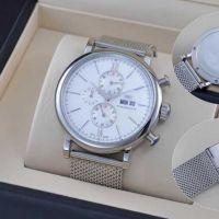 批发供应进口石英计时腕表 尊贵风范时尚休闲优雅石英男士手表