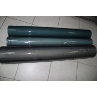 现货供应厚5mm软玻璃餐桌垫 透明防水免洗水晶桌垫PV