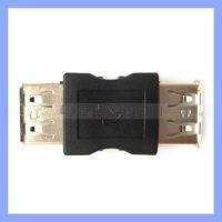 USB2.0转接头 USB母转USB母 USB延长  USB母对母转换头