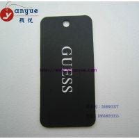 供应杭州吊牌印刷厂 服装吊牌订做 工作服吊牌定制