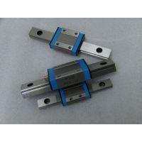 台湾微型导轨WGWK24加宽型微轨点胶机自动化设备专用微型导轨