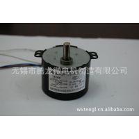 长期供应6w电容同步电动车永磁电动机
